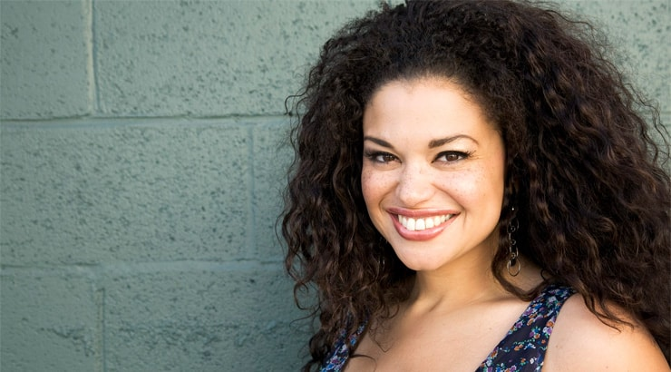 Michelle Buteau - A Black Female Comedian