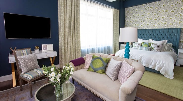Rayman Boozer bedroom interior design