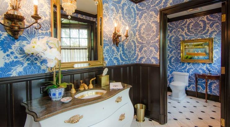 Corey Damen Jenkins bathroom design