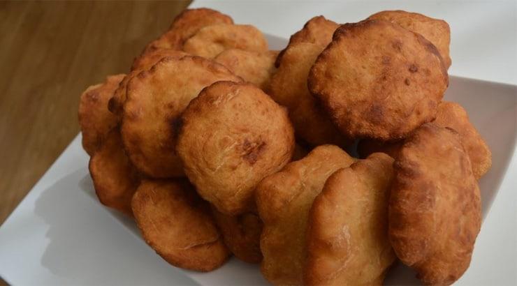 Jamaican Johnny cakes
