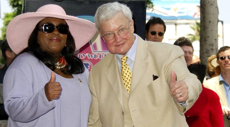 Our final BWWM couple Roger Ebert and Chaz Ebert