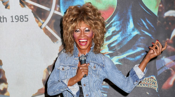 Tina Turner - one of the best black female singers of all time