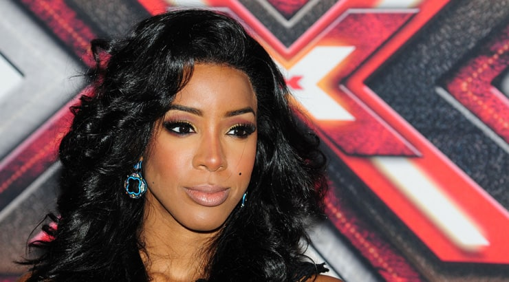 Kelly Rowland singer and judge on X Factor