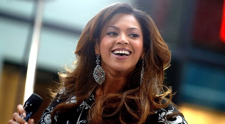 Beyonce is the best black female singer in the world right now