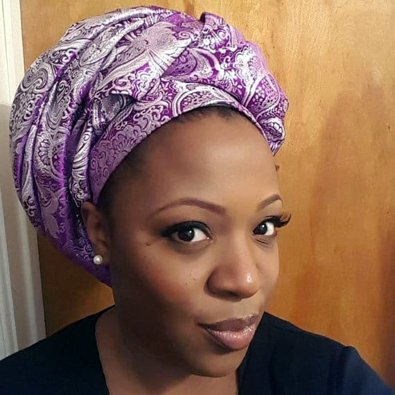 Bad Hair Day These 10 African Head Wraps Will Save The Day That Sister