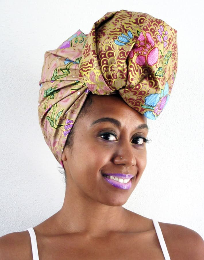 Bad Hair Day These 10 African Head Wraps Will Save The Day Page 2 Of 2 That Sister