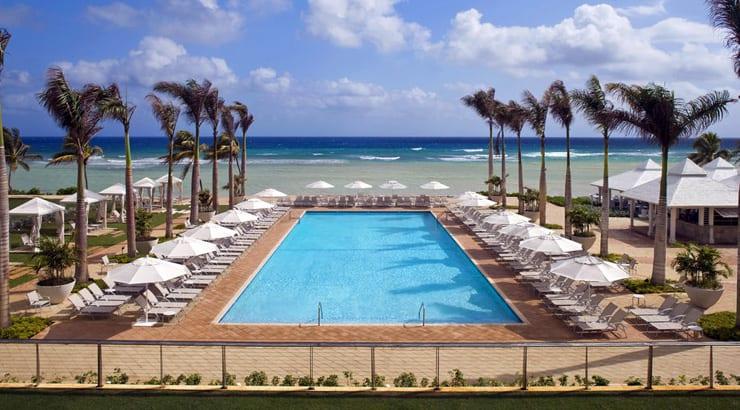 The Hilton Rose Hall Montego Bay - A High End Hotel