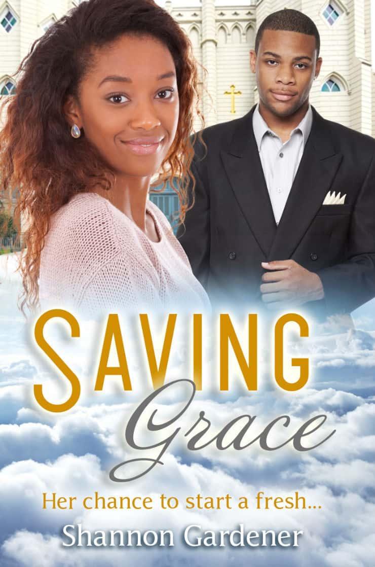 Saving Grace - an African American romance book