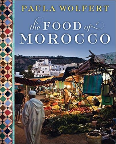 Top African Cookbook Morocco