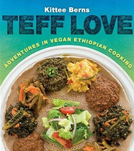 Ethiopian Cookbook By Kittie Berns