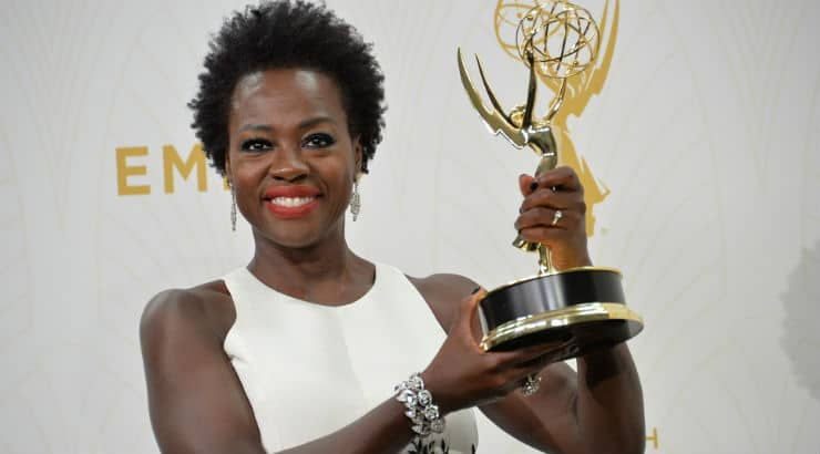 Viola Davis As Lead Actress In A TV Show