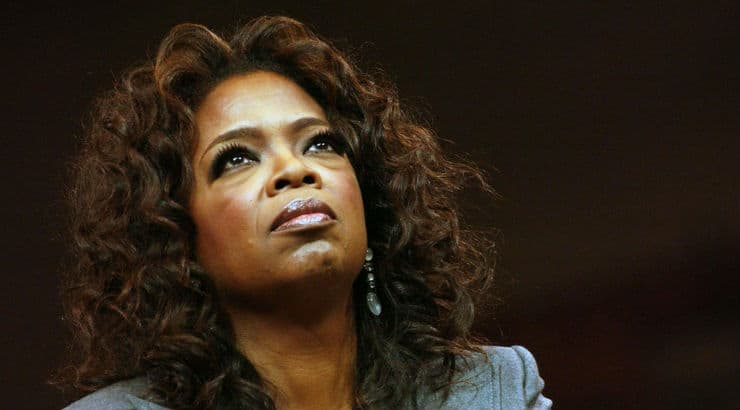 Oprah Winfrey is highly influential