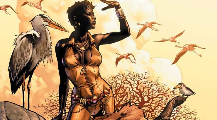 Black Female Superheroes, Who Would Act Each One