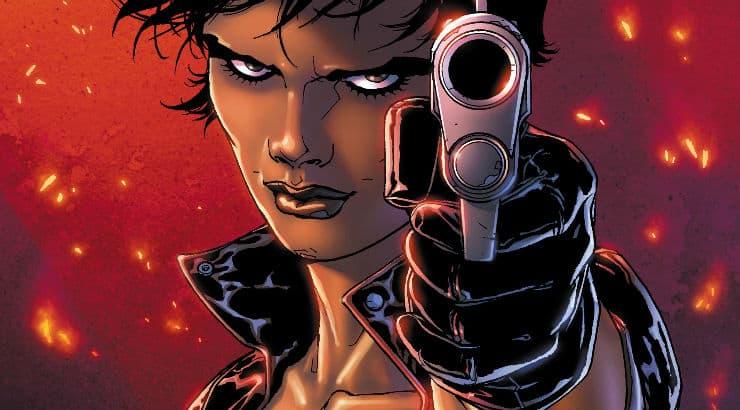 Superhero Amanda Waller