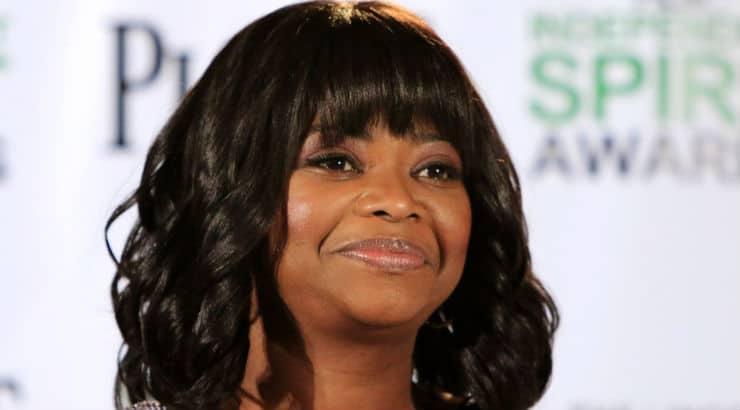 Black Actress Octavia Spencer