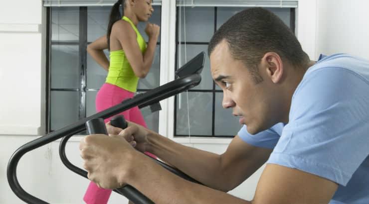Meeting Black Men At The Gym