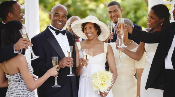 Black Singles Meet At Weddings