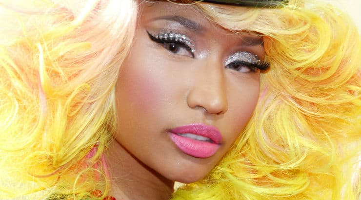 Read Nicki Minaj lyrics online