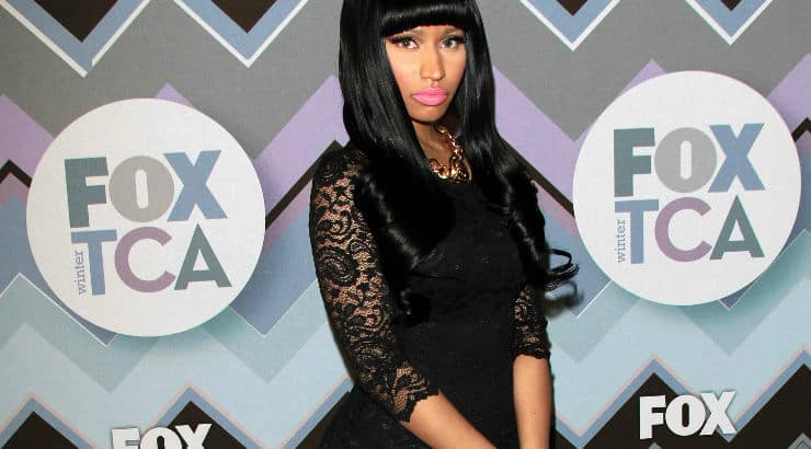 Nicki Minaj has a sister named Ming Maraj