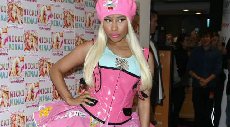 Nicki Minaj's Real Name Is Onika Tanya Maraj