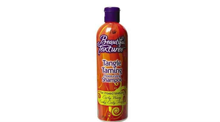 Compare hair products - Beautiful Textures Tangle Taming Moisturizing Shampoo for women