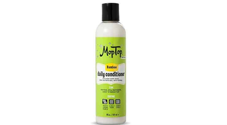 Buy the best natural MopTop Daily Conditioner Bamboo