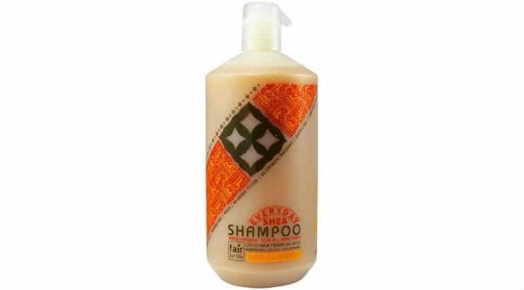 Buy Alaffia EveryDay Shea Moisturizing Shea Butter Shampoo, Vanilla-Mint