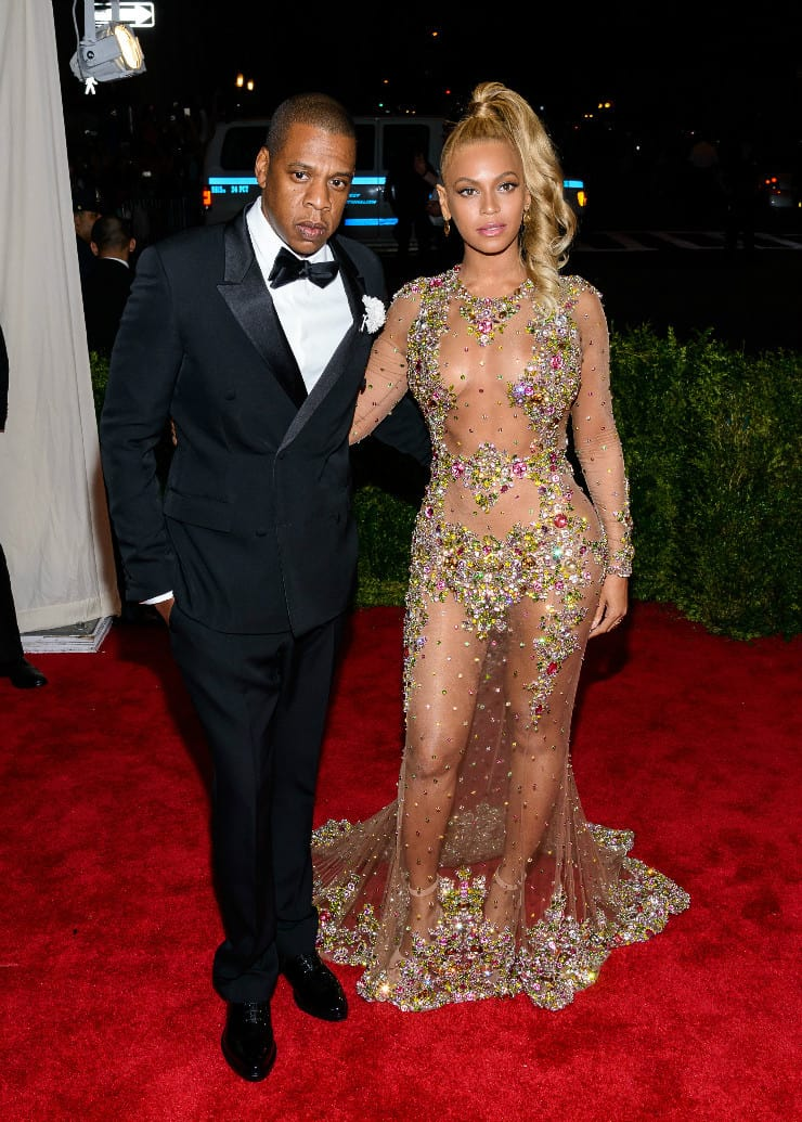 Beyonce Knowles and Jay-Z longterm partners