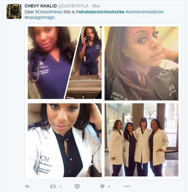 black female physician in America