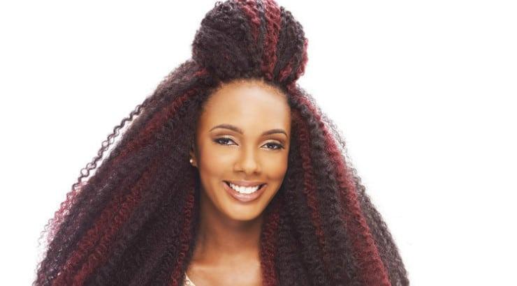 Marley hair crochet braids