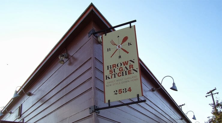 Brown Sugar Kitchen is an African American diner