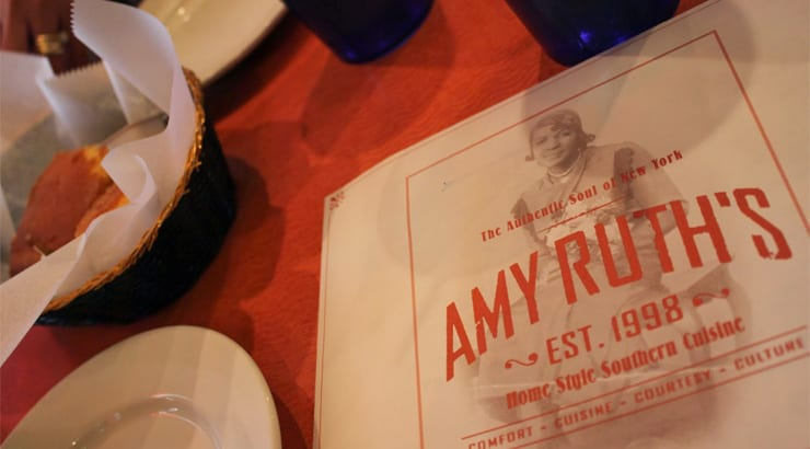 African American owned resturant Amy Ruths NYC