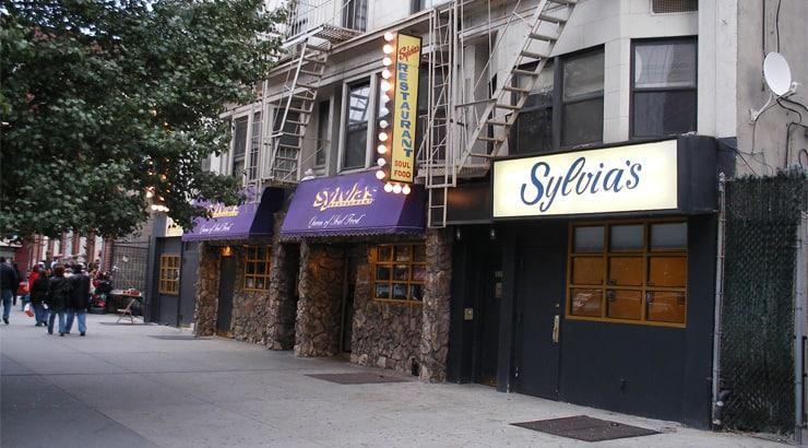 Sylvias Harlem black owned restaurant in America