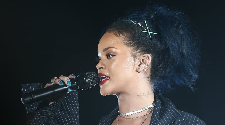 Rihanna voice warm up