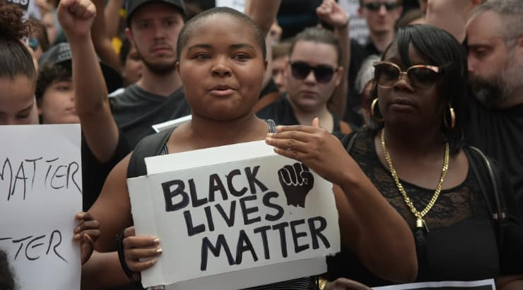 What black lives matter means