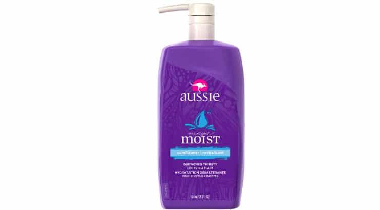 Aussie moist conditioner