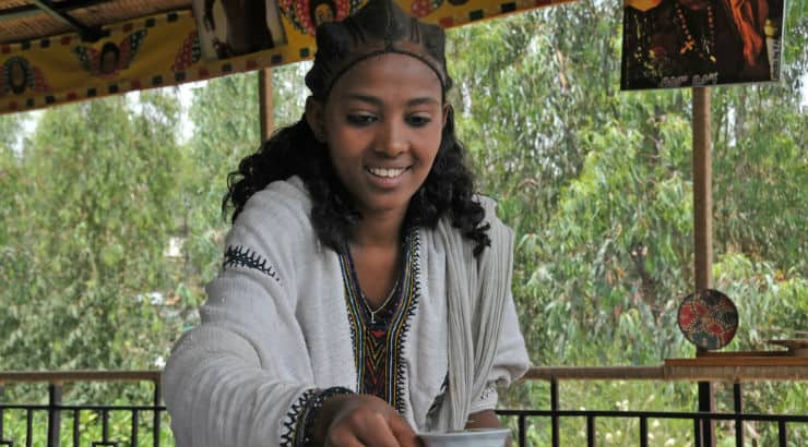 Tigray Braids from Ethiopia, Africa