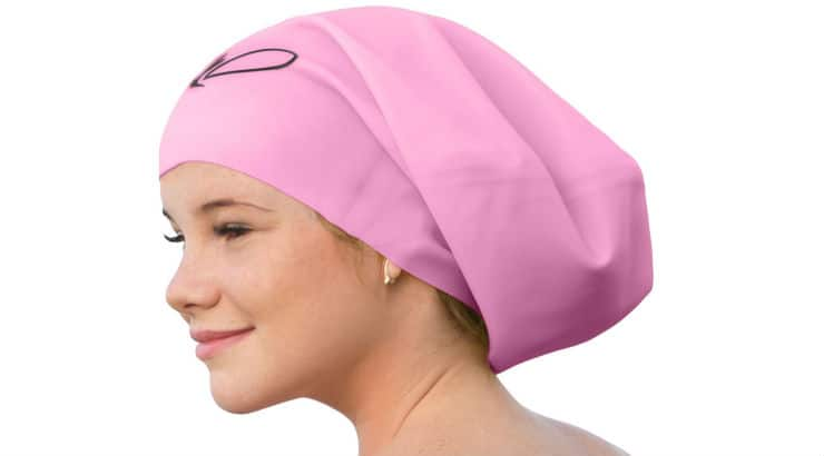Extra Large Lahtak Swim Cap For Dreadlocks