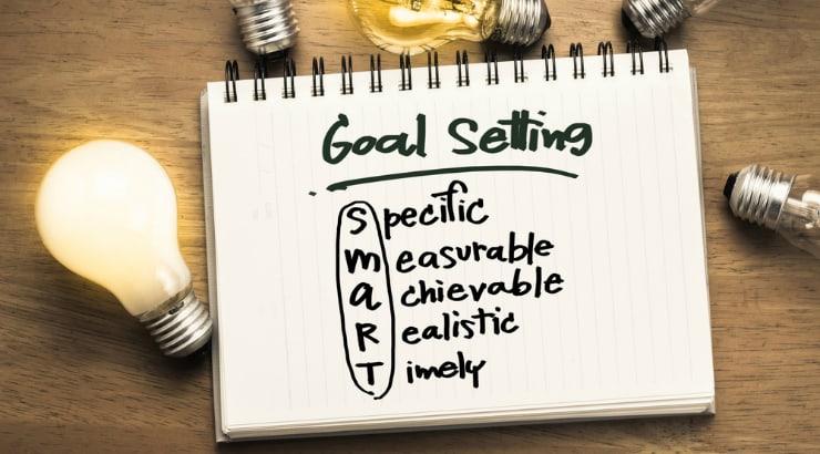 Write Down a Goal