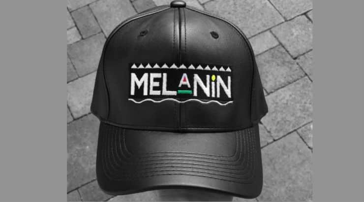 Melanin Cap Black History Month