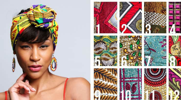 Black History Month Headwrap Gifts