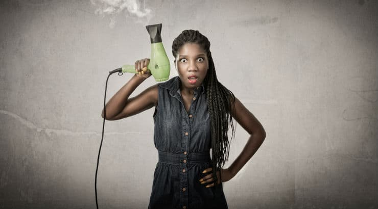 What to look out for when buying a blow dryer as a black woman