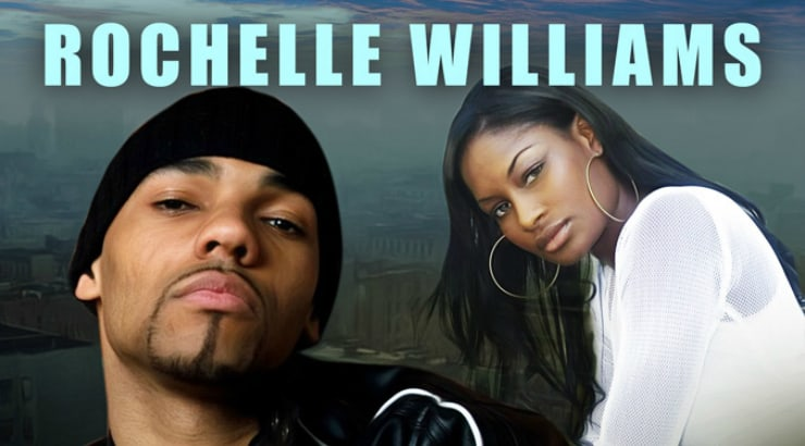 Rochelle Williams, a black writer