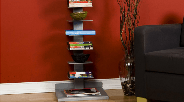 Spine Shelf