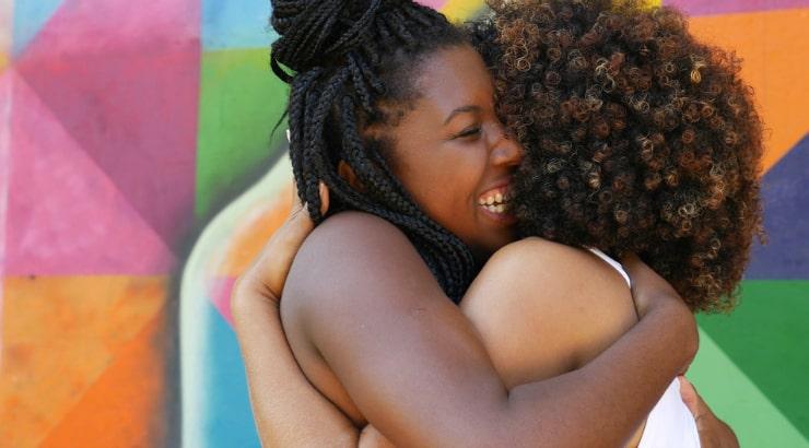 Black woman group meetups