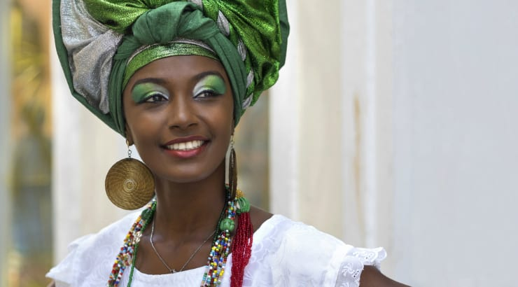 Learn the local customs as a black woman traveling abroad to help avoid racism