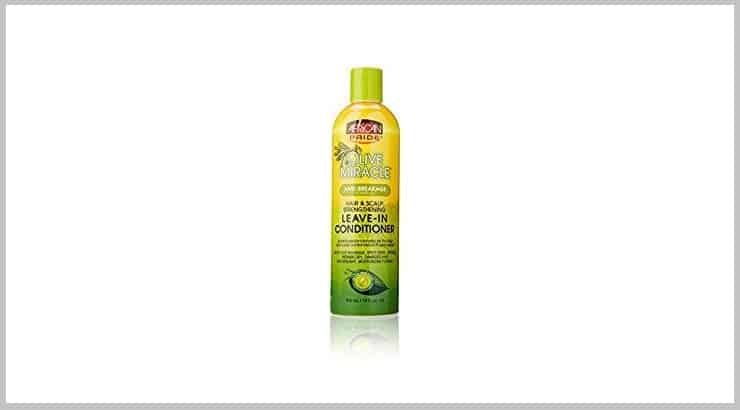 African Pride Olive Leave In Conditioner