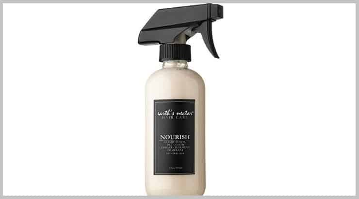 Earths Nectar Leave In Conditioner On Sale