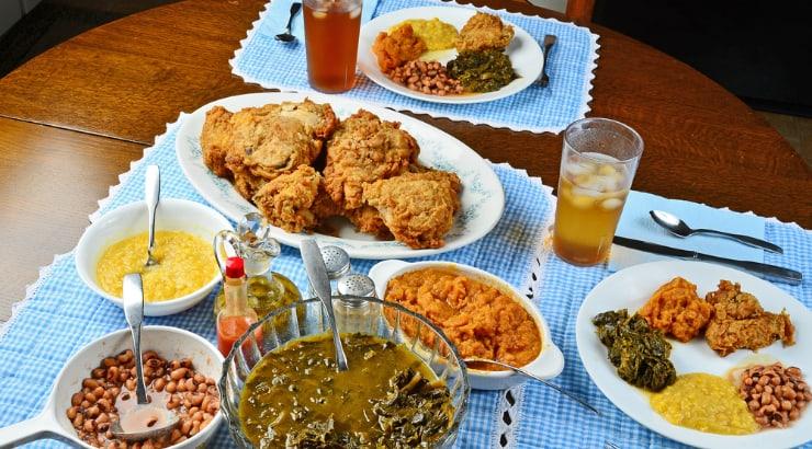 Black Parents Food Vs White Parents Food