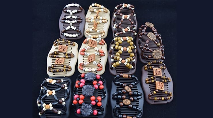 Thick Hair Combs African Hair Accessories